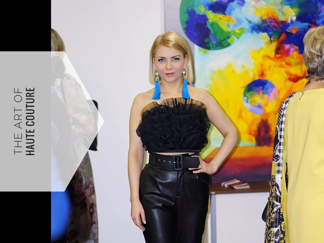 Yuliya Savytska YS Exhibition, Bankhaus August Lenz, Hamburg, 23.01.20