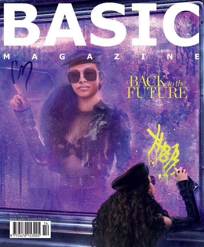 Basic Magazine Issue 14