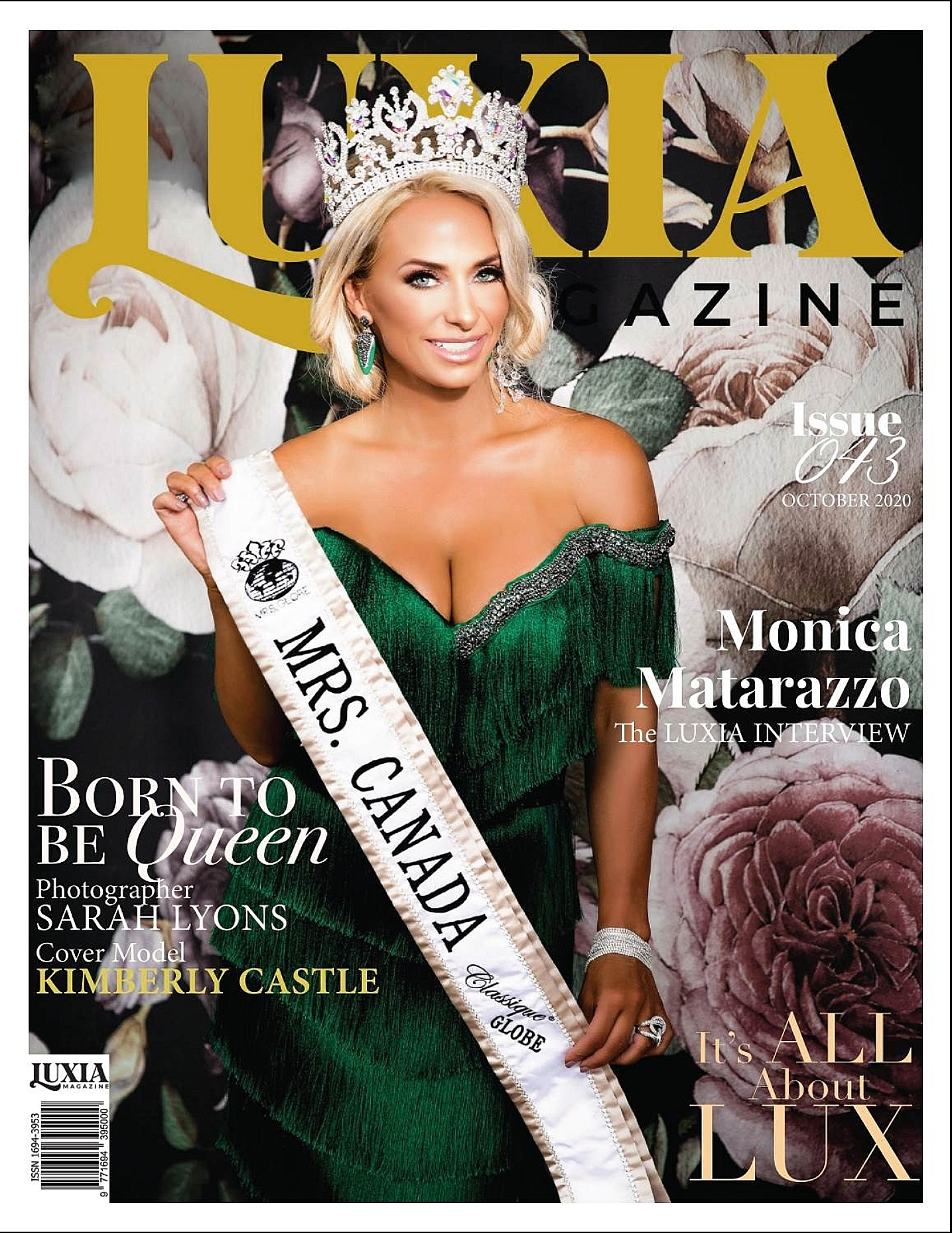 Luxia Magazine Issue 43