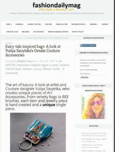 Fashion Daily Magazine